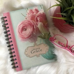 Other - Christian 'Amazing Grace' Journal Spiral Bound